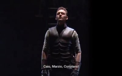 Trailer - Coriolanus (National Theater Live)