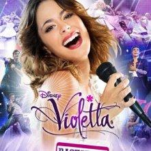 Violetta - Backstage Pass: la locandina ufficiale