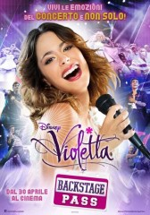 Violetta – Backstage Pass in streaming & download