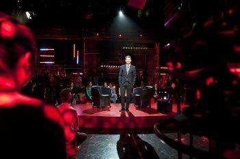 Alessandro Cattelan nel talk show E poi c'è Cattelan