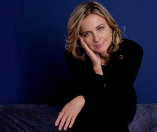 Cristina Comencini in un'immagine promozionale