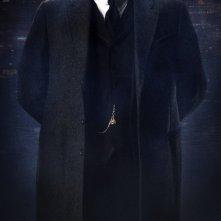 Gotham: immagine promozionale della serie con Sean Pertwee nel ruolo di Alfred Pennyworth