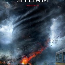 Into the Storm: la locandina del film