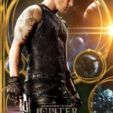 Jupiter Ascending: il character poster di Channing Tatum