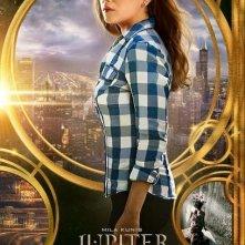 Jupiter Ascending: il character poster di Mila Kunis