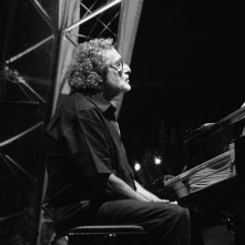 Luis Enriquez Bacalov in una foto promozionale
