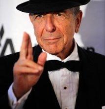 Una foto di Leonard Cohen