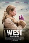 West: la locandina internazionale