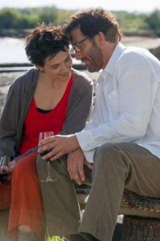 Words and Pictures: Clive Owen e Juliette Binoche in una delle prime immagini del film