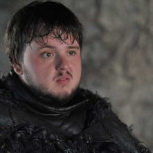 Il trono di spade: John Bradley in un'immagine della quarta stagione