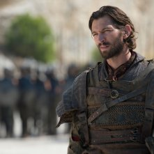 Il trono di spade: Michiel Huisman nell'episodio Breaker of Chains