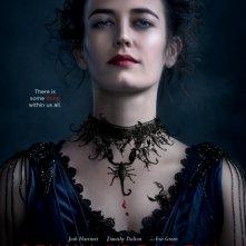 Penny Dreadful: character poster per il personaggio di Eva Green