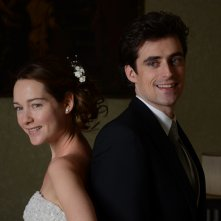 Un marito di troppo: Cristiana Capotondi e Flavio Parenti nel tv movie