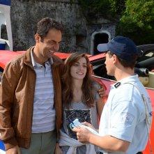 Una Ferrari per due - Neri Marcoré e Aurora Ruffino nel film tv