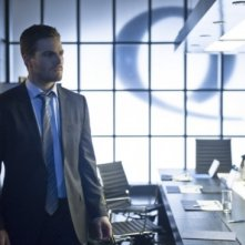Arrow: Stephen Amell nell'episodio Deathstroke