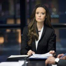Arrow: Summer Glau in un momento dell'episodio Deathstroke