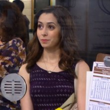 How I Met Your Mother: Cristin Milioti in una scena dell'episodio Qualcosa di nuovo