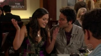 How I Met Your Mother: Lindsay Price e Josh Radnor nell'episodio Spoiler Alert