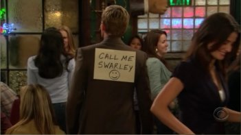 How I Met Your Mother: Neil Patrick Harris nell'episodio Swarley