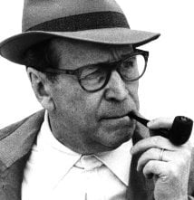 Una foto di Georges Simenon