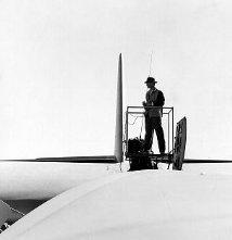 Una foto di Howard Hughes