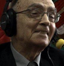 Una foto di José Saramago
