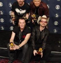 Una foto di U2
