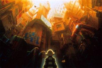 Metropolis: un'immagine del film