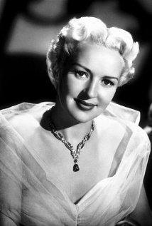 Una Foto Di Betty Grable 312182