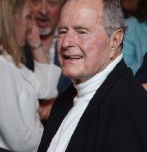 Una foto di George Bush