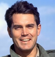 Una foto di Jeffrey Hunter