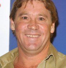 Una foto di Steve Irwin