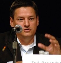 Una foto di Ted Sarandos