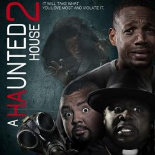 A Haunted House 2: locandina collettiva con gli interpreti