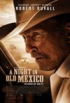 A Night in Old Mexico: la locandina del film