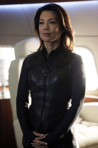 Agents of S.H.I.E.L.D.: Ming-Na Wen in un momento dell'episodio End of the Beginning