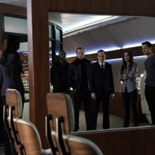 Agents of S.H.I.E.L.D.: una scena di gruppo nell'episodio End of the Beginning