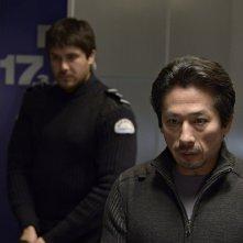Helix: Hiroyuki Sanada in una scena dell'episodio 274 della prima stagione