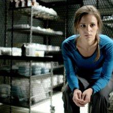 Helix: Jordan Hayes in una scena dell'episodio Vector della prima stagione