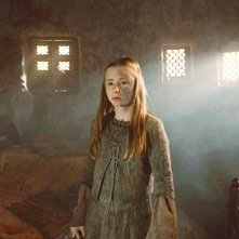 Il trono di spade: Kerry Ingram è la piccola Shireen Baratheon