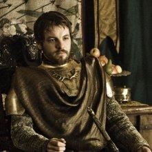 Il trono di spade: una scena con Gethin Anthony nel ruolo di Renly Baratheon