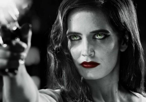 Sin City - Una donna per cui uccidere: un primo piano della glaciale Eva Green