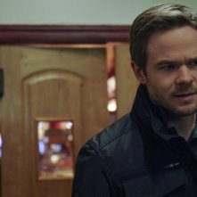 The Following: Shawn Ashmore in una scena dell'episodio Freedom