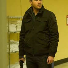 The Following: Shawn Ashmore in una scena dell'episodio Freedom della seconda stagione
