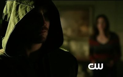 Trailer - Arrow - 1x10 Burned