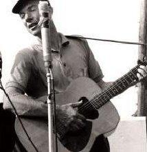 Una foto di Pete Seeger
