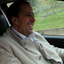Stefano Simondo nel film corto Ladri di niente è il commissario Giotti
