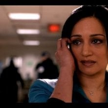 The Good Wife: Archie Panjabi in una scena dell'episodio The Last Call