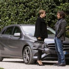 Un matrimonio da favola: Adriano Giannini con Andrea Osvart in una scena