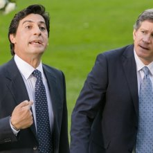Un matrimonio da favola: Emilio Solfrizzi e Riccardo Rossi in una scena